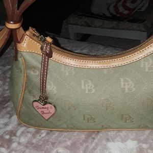 Vintage dooney and bourke Hobo bag